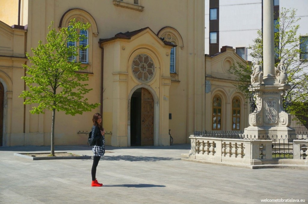 """""""If I left Bratislava, I would miss my daily walks through the Old Town."""""""