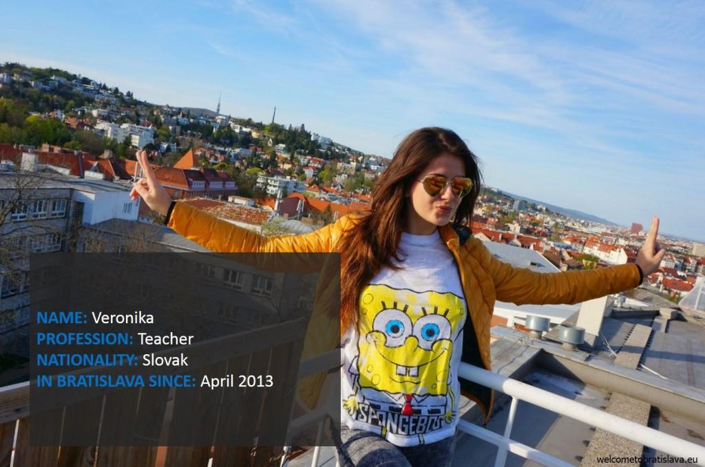 Humans of Bratislava: Veronika