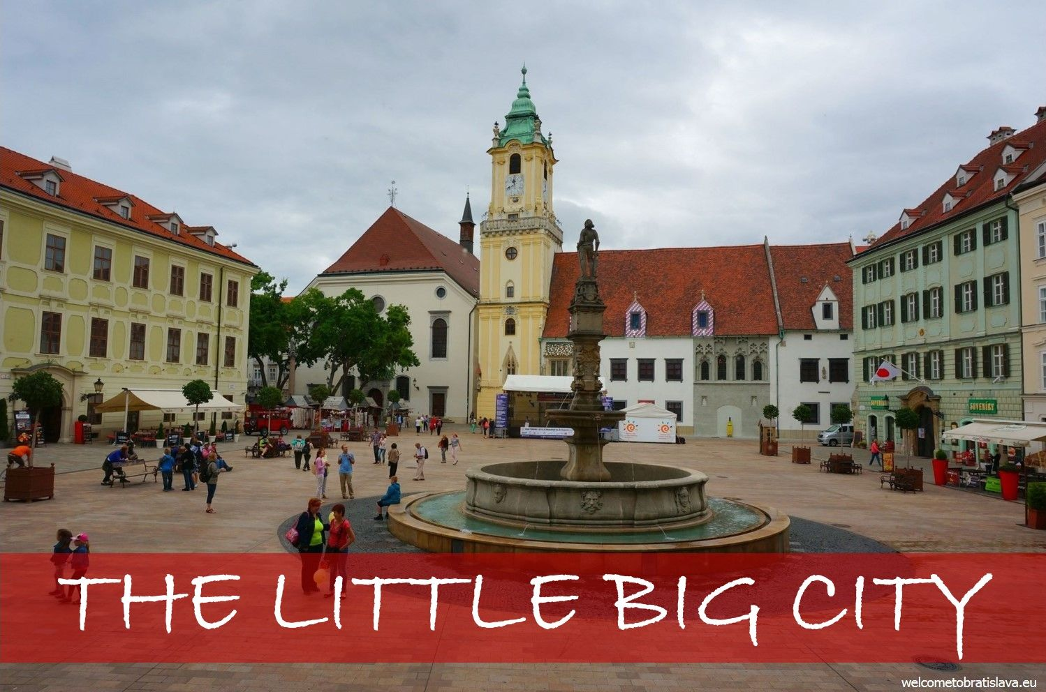 The little big city
