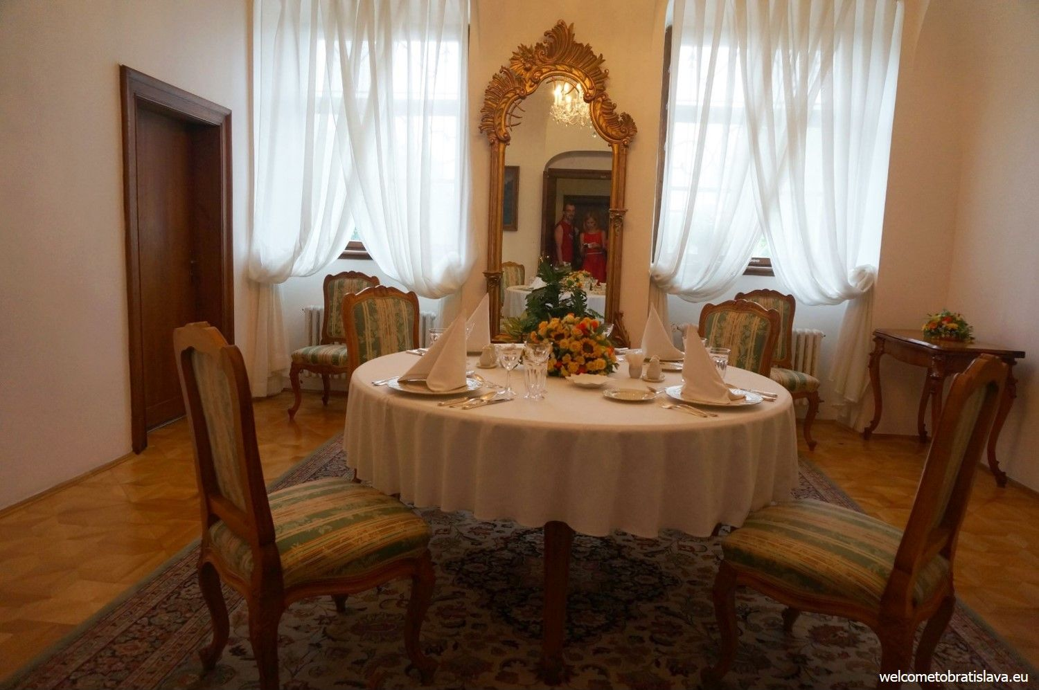The Small Dining Room