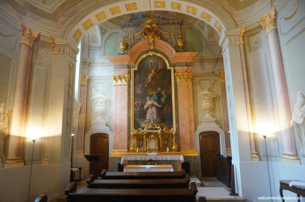 The Chapel of St. Barbara