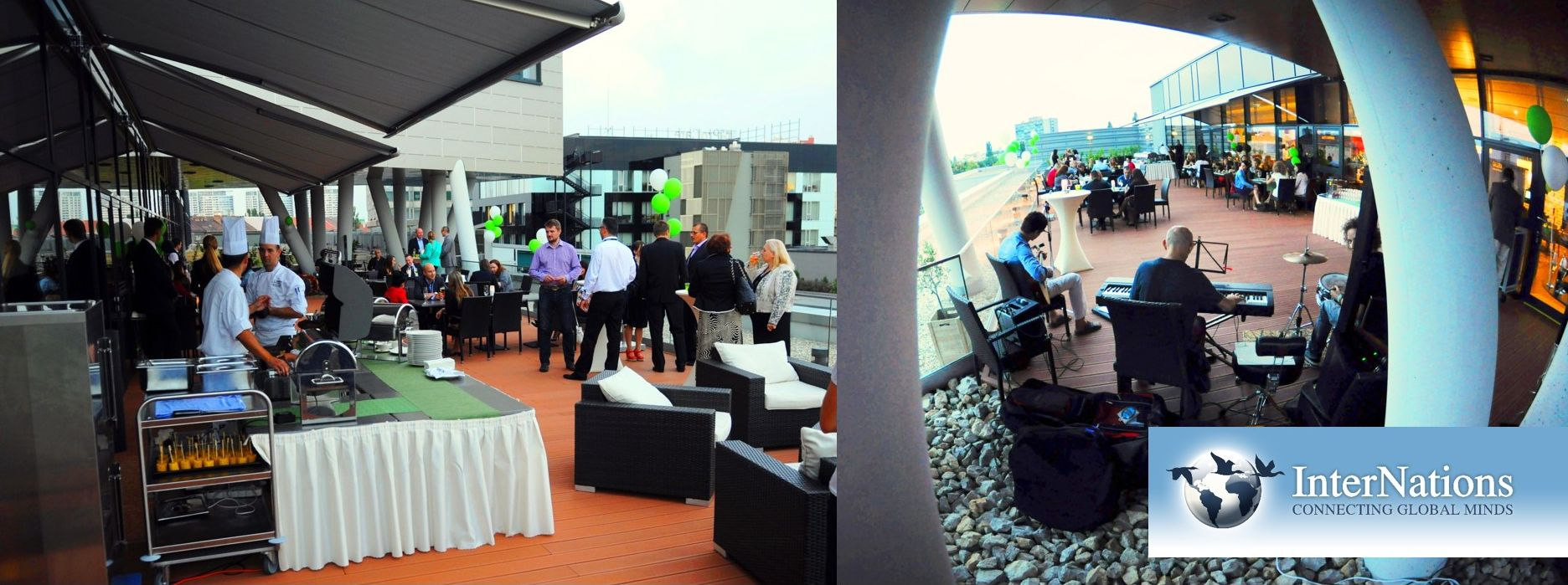 Summer Networking with InterNations