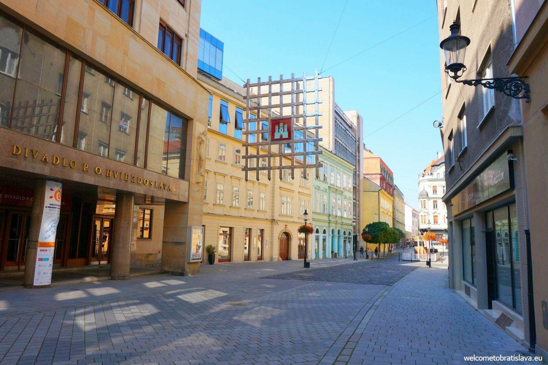 Laurinska street