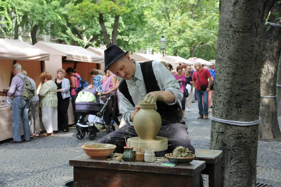 Craftsmen days in Bratislava