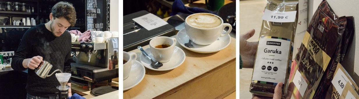 Kaffehaus Goriffee