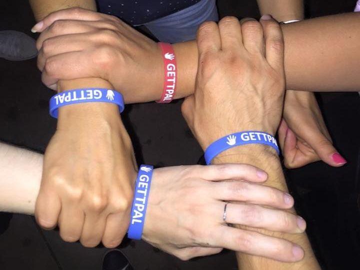 Gettpal bracelets_hands