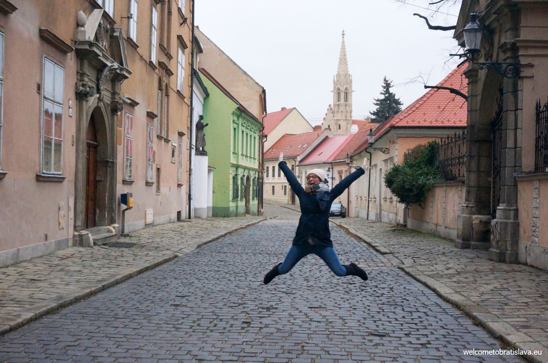 Humans of Bratislava: Sandra Conortova