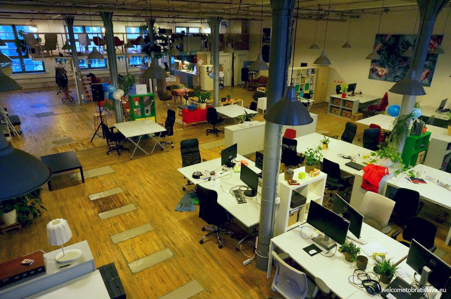 Connect Coworking space
