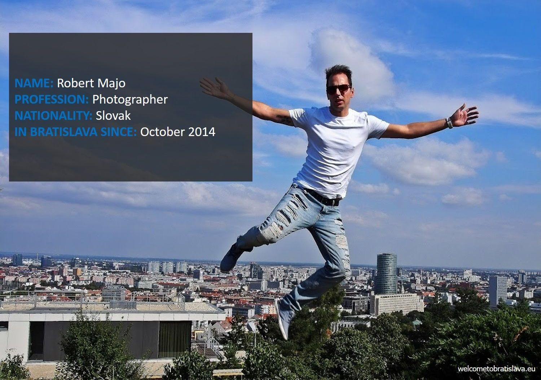 Humans of Bratislava: Robert Majo