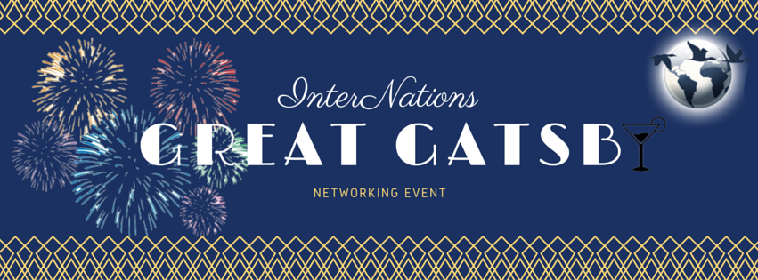 INTERNATIONS GREAT GATSBY NETWORKING