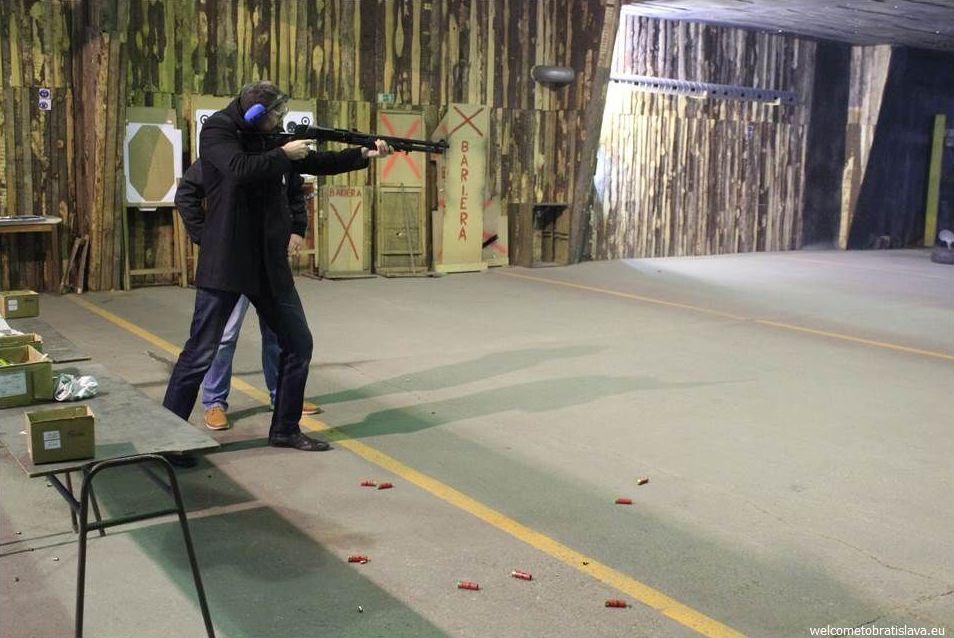 Bratislava Shooting Club 5