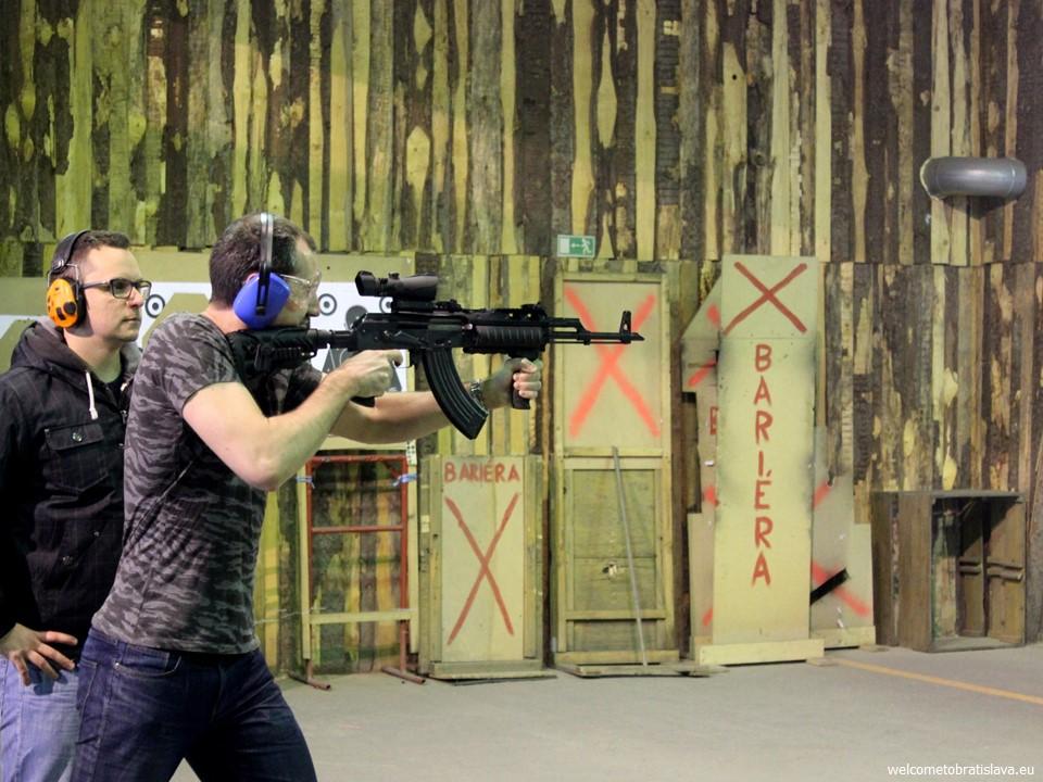 Bratislava Shooting Club 4