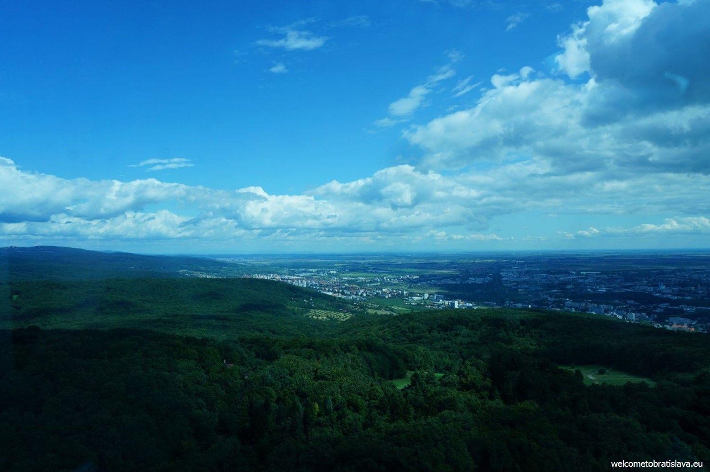 Best view in Bratislava - Kamzik Tower