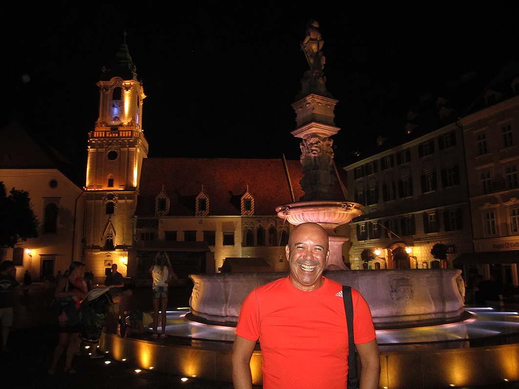 Humans of Bratislava: Jairo Ferreira da Silva