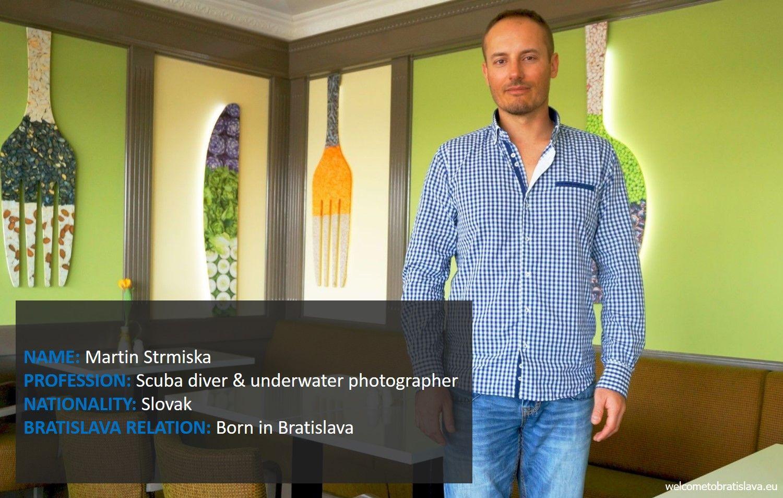 Humans of Bratislava: Martin Strmiska