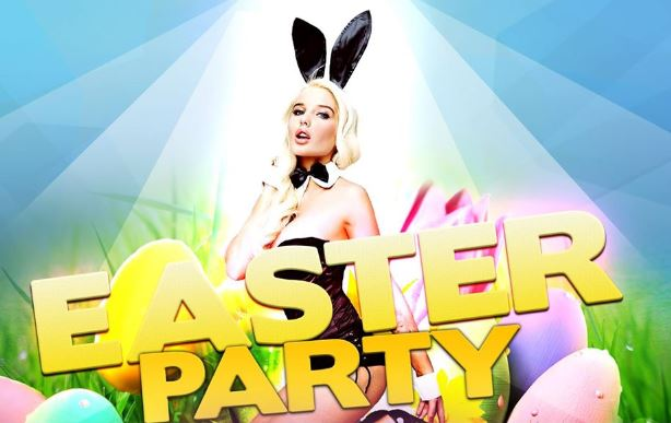 easter party the club