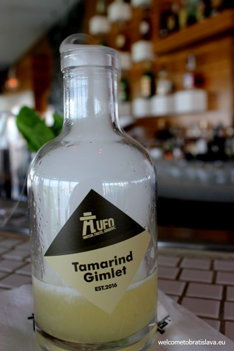 Best cocktail places Tamarind Gimlet