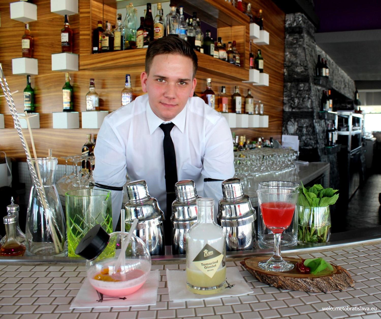 Best cocktail places Matúš Kolenčík, UFO