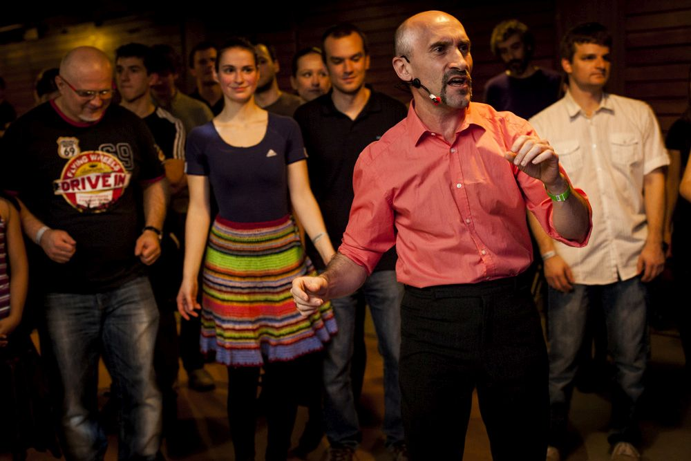 House of traditional dances