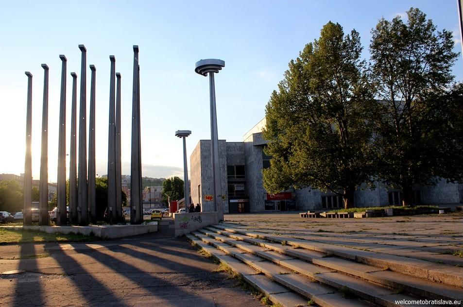 SOCIALIST ARCHITECTURE IN BRATISLAVA: Istropolis