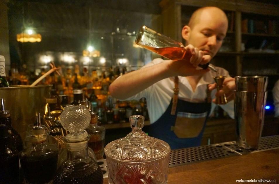 Best cocktail places Michalska Cocktail Room