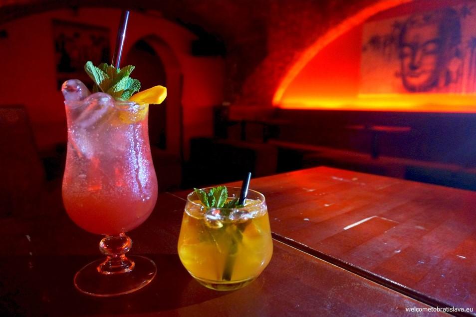 Best cocktail places Nu Spirit Bar