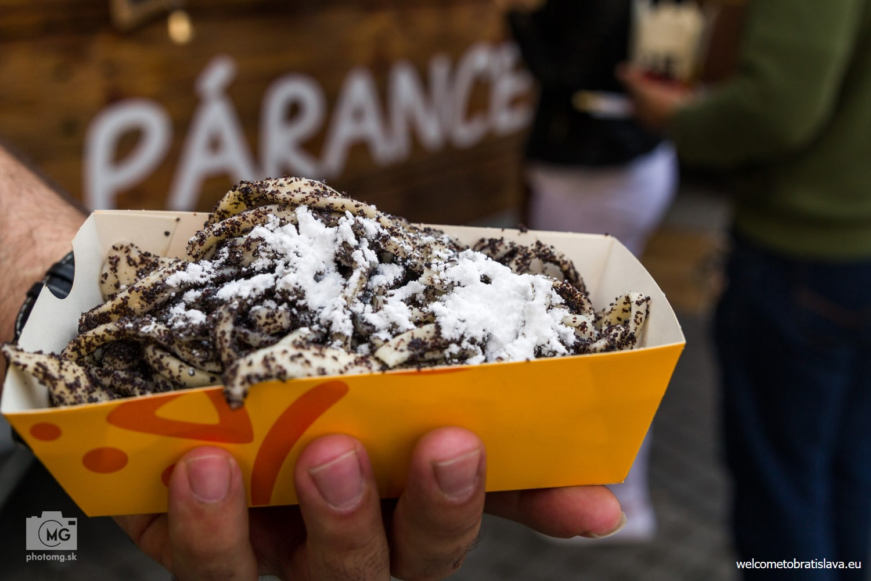 Best street food in Bratislava - Street Food Park
