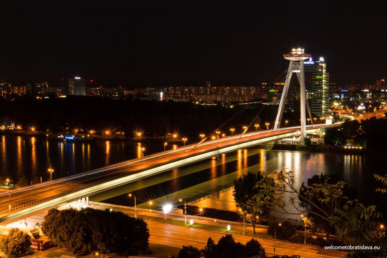 BRATISLAVA BRIDGES