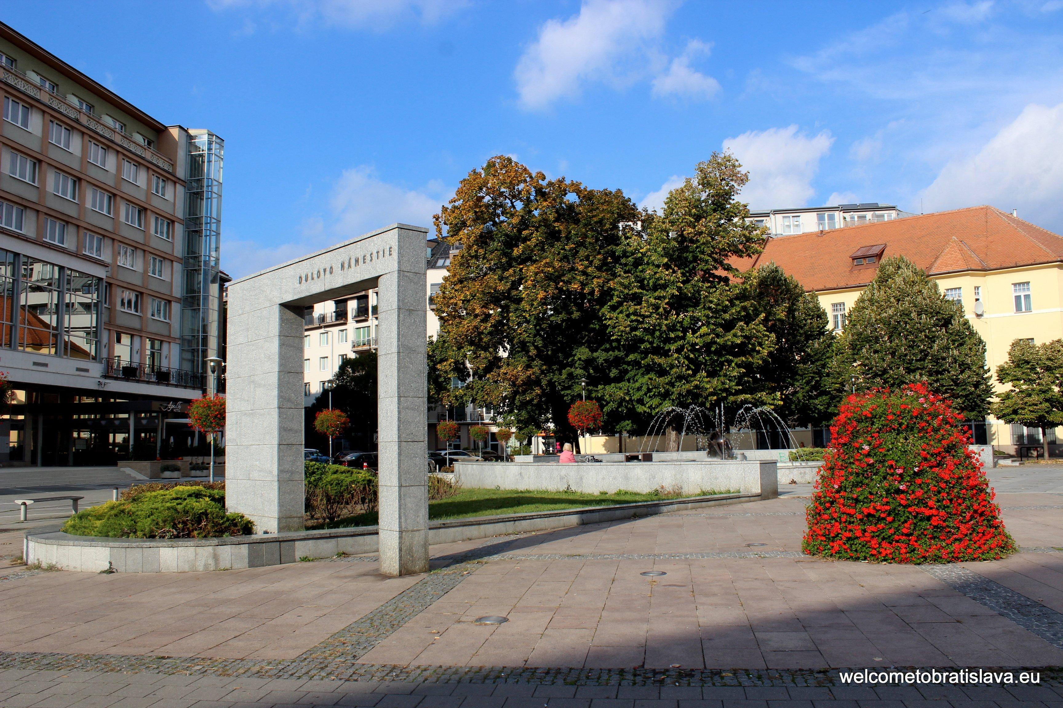 Dulovo Square