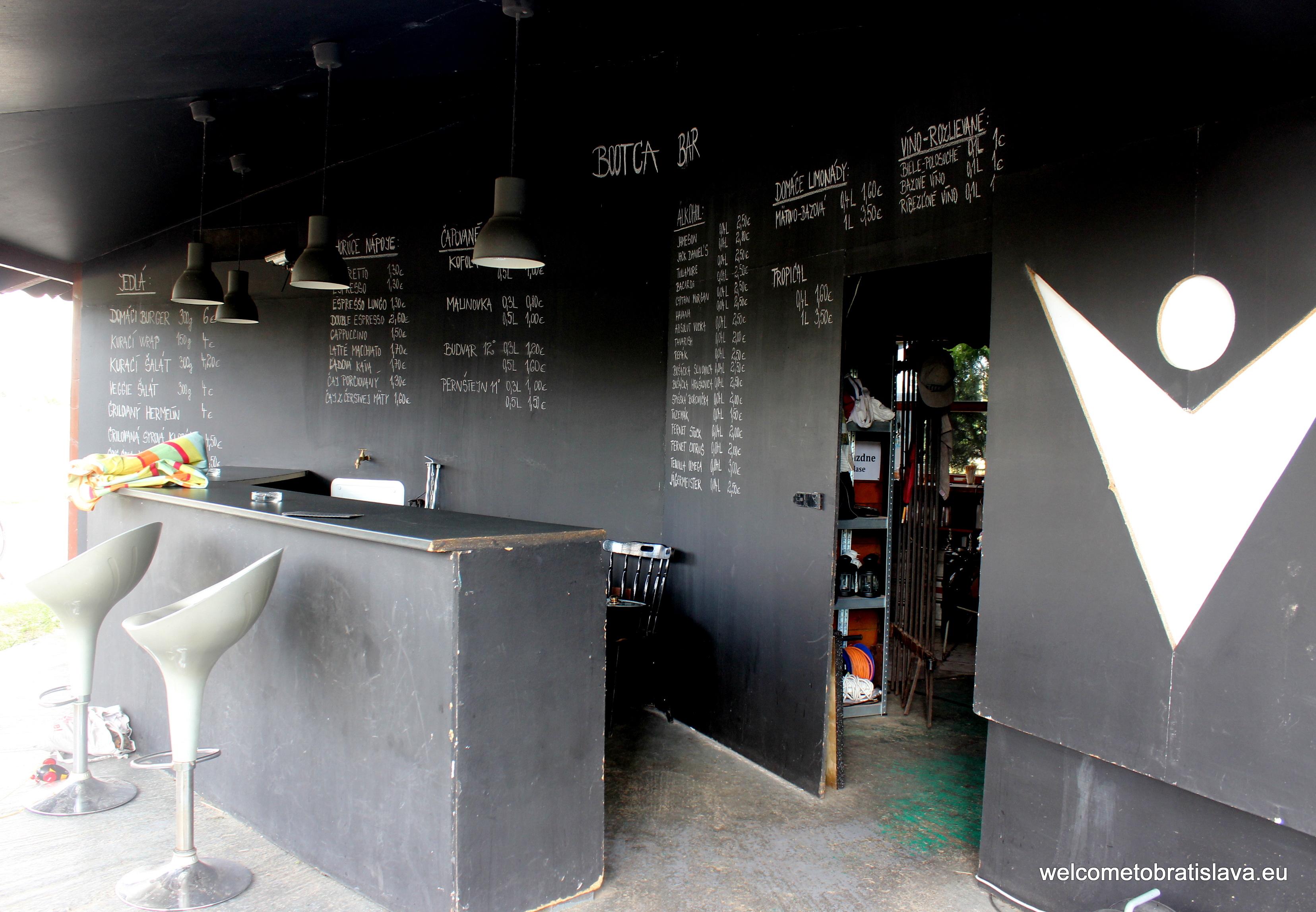 Bootca Bar Kuchajda