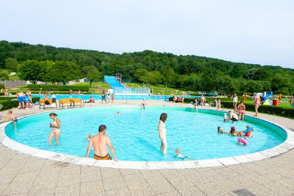 Swimming Pool Rosnička