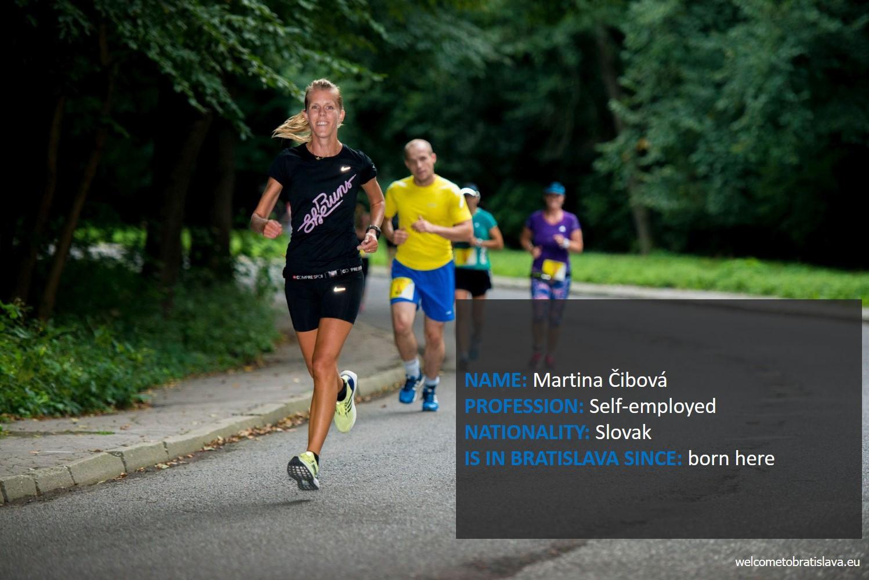 Humans of Bratislava: Martina Cibova