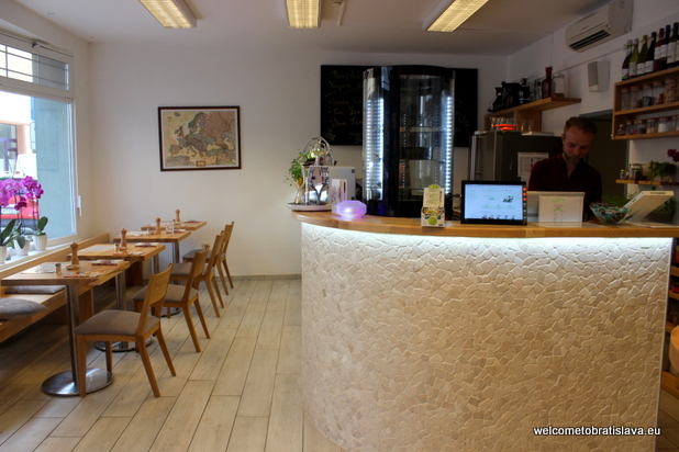 Top ice-cream in Bratislava - BioBar Vitarian