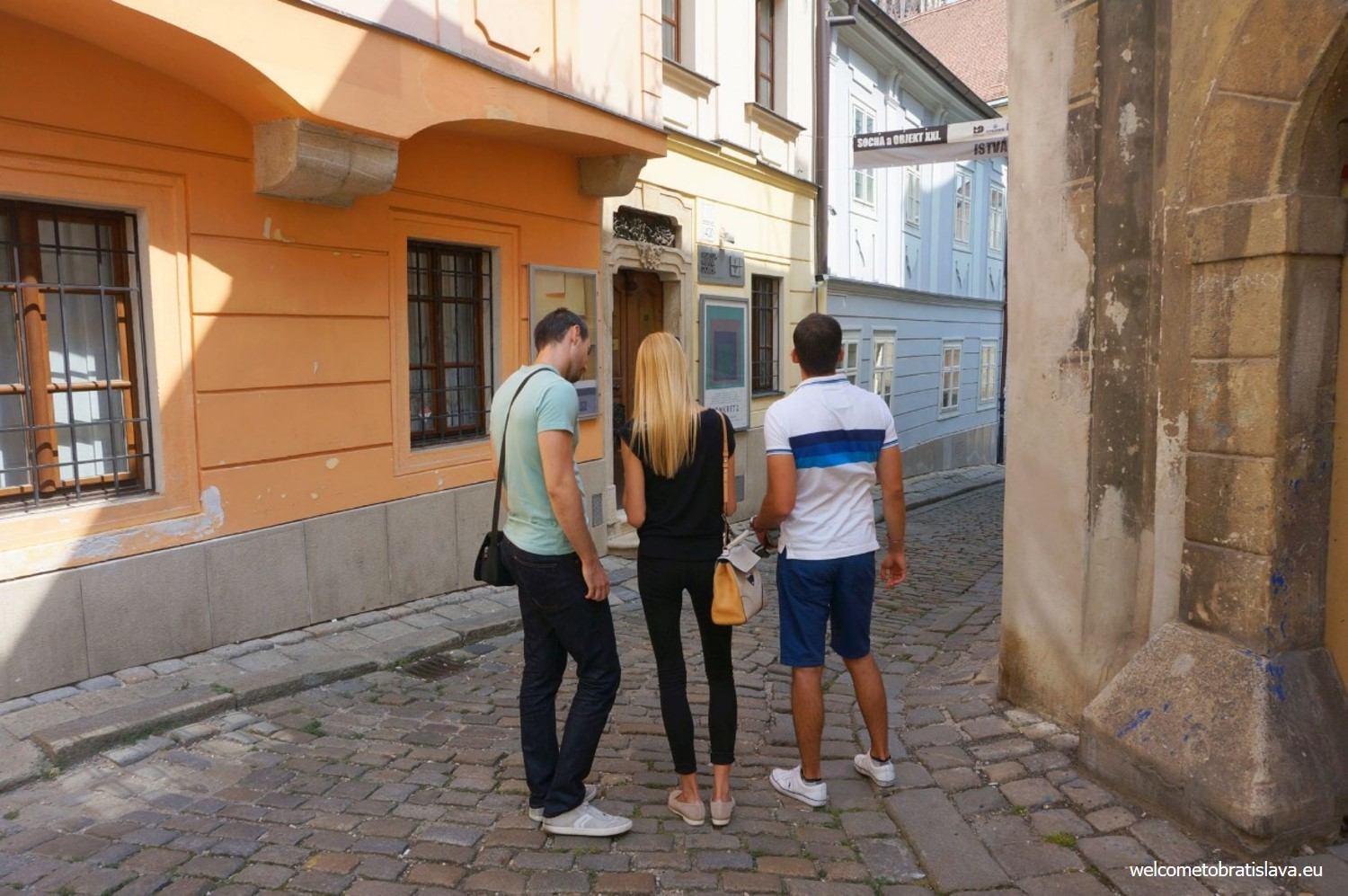 The secrets of Bratislava city trail