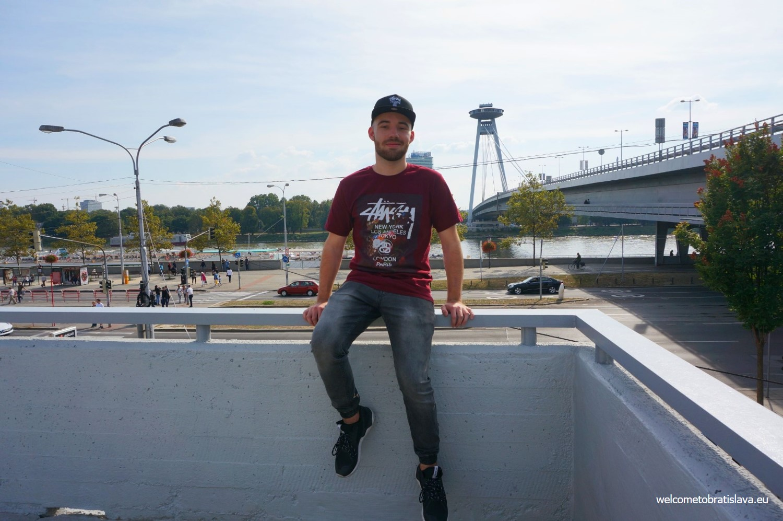 Humans of Bratislava: Lukas Koninger