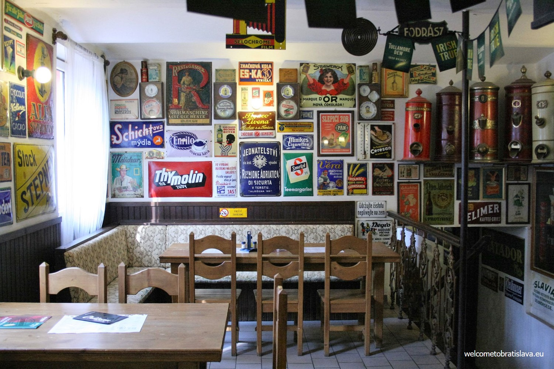 Best beer places in Bratislava - Omama