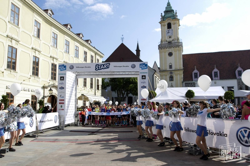 TOP RUNNING EVENTS IN BRATISLAVA
