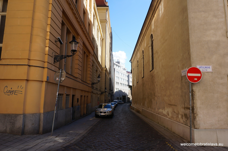 Nedbalova Street