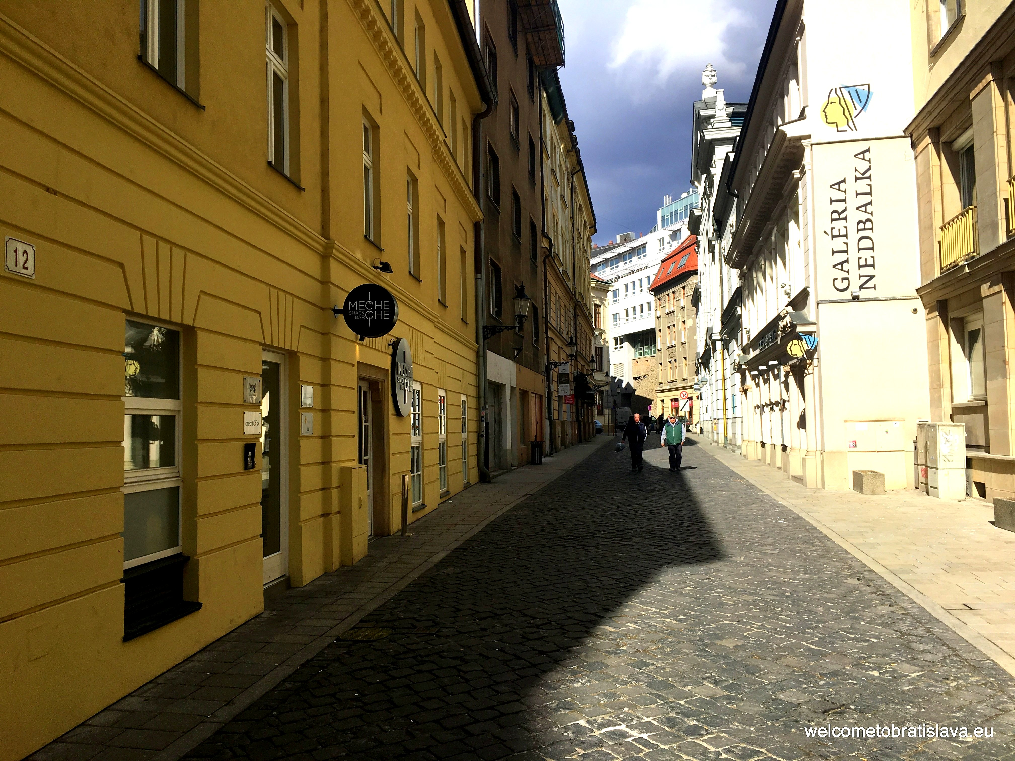 Nedbalova Street - Nedbalka Gallery