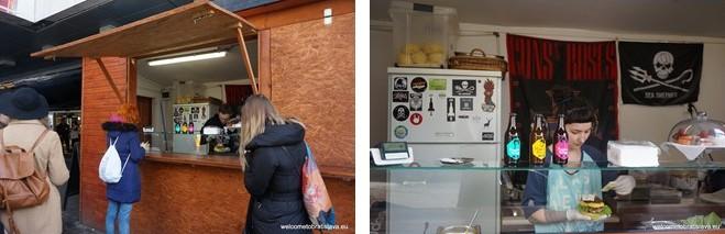 Best street food places in Bratislava