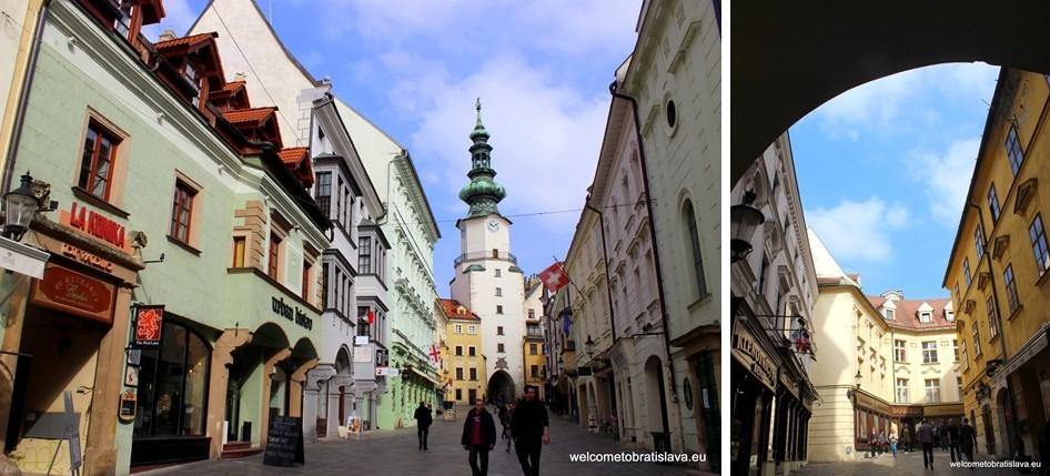 Coronation journey - Michalska Street