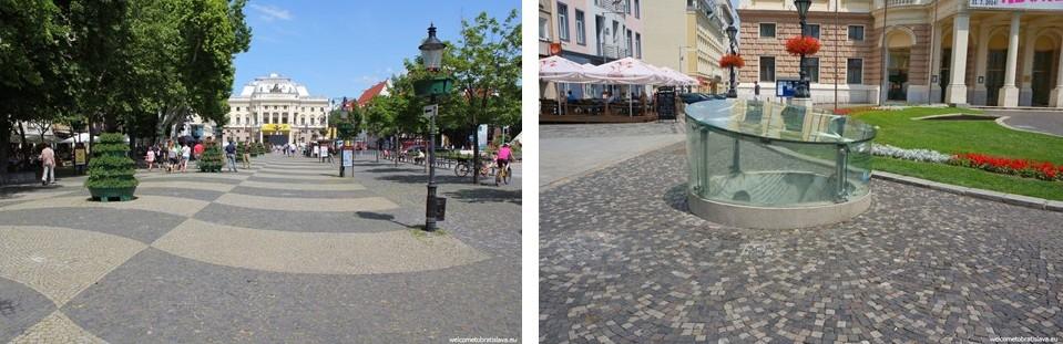 Coronation journey - Hviezdoslav's Square