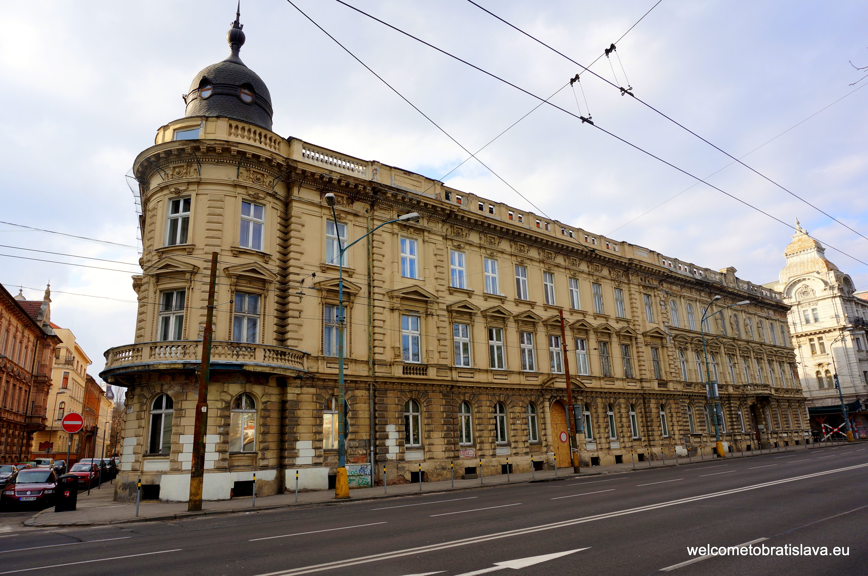 Stefanikova Street - Swetlik's villa