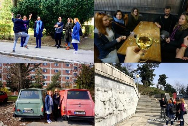 alternative one day in Bratislava - Authentic Slovakia tour