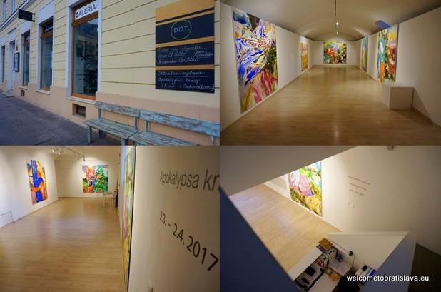 one alternative day in Bratislava - DOT. Gallery