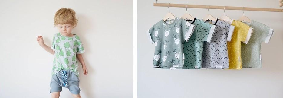 Slovak designer brands for kids - LAPAJ