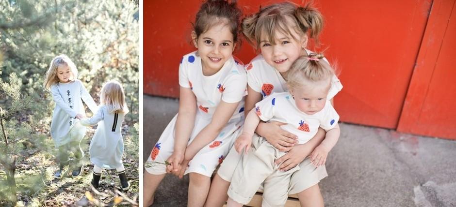 Slovak designer brands for kids - Mile