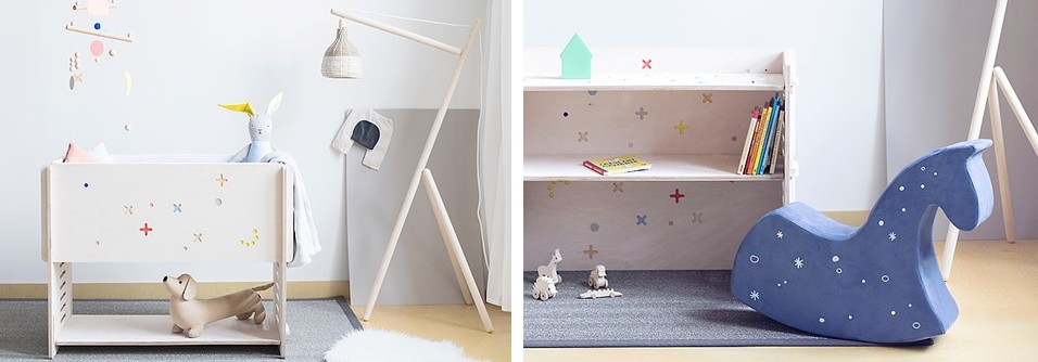 Slovak designer brands for kids - Villo Design