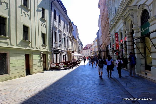 Panska Street