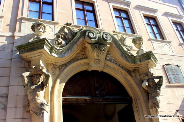 Panska Street - Esterhazy Palace